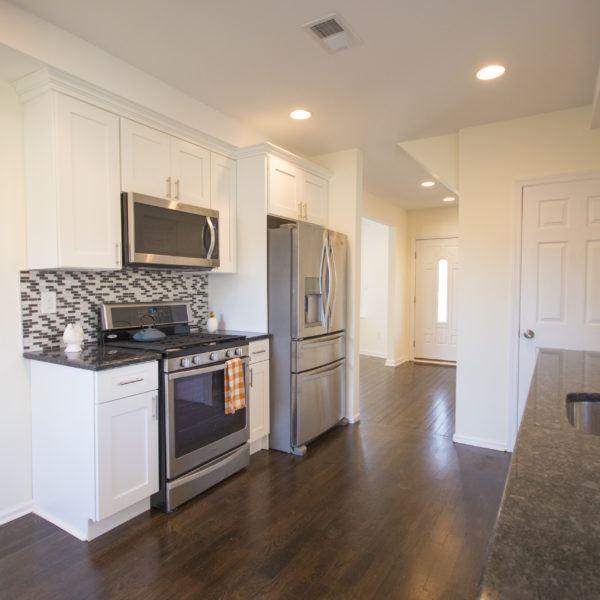 modern home renovation in NJ