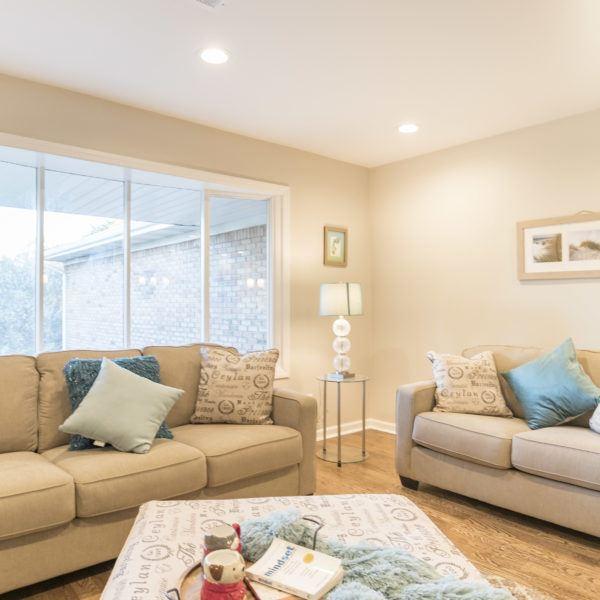 full home renovation in Union, NJ