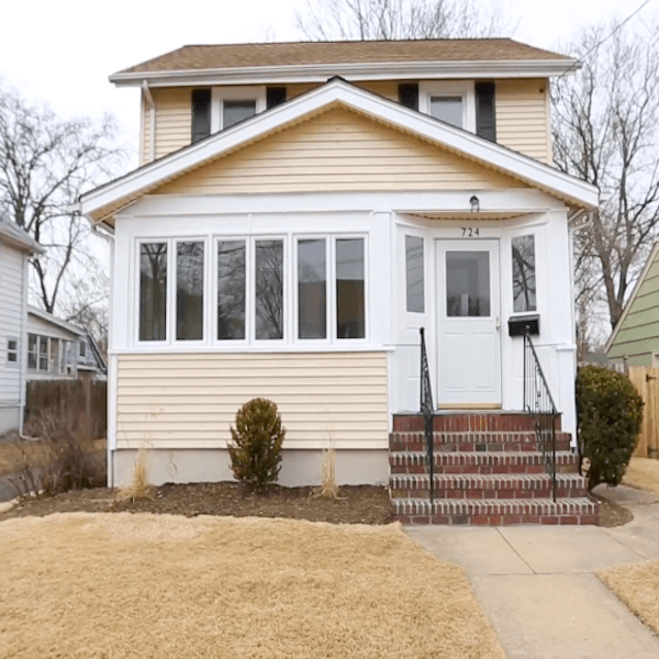 fully renovated home in Dunellen, NJ